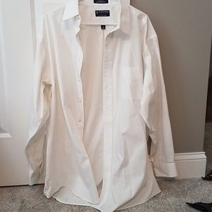 Mens button up classic fit